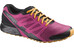 Salomon W's City Cross Carmine/Black/Yellow Gold